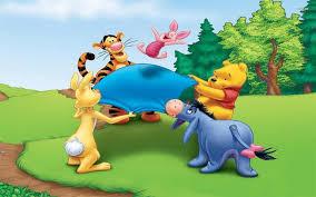 wallpaper resolution disney cartoon winnie pooh hd