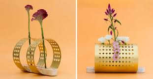 Japanese Flower Vases These Unconventional Vase Designs Make Creative Floral