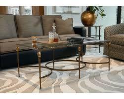 stiletto rectangular cocktail table thomasville furniture