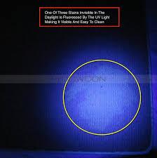 bed bug uv light 28 led invisible black light ultraviolet uv light pet urine detector