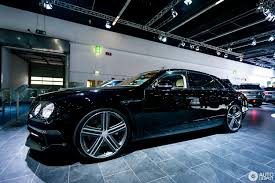 Startech Bentley Flying Spur At 2015 Iaa Modcarmag