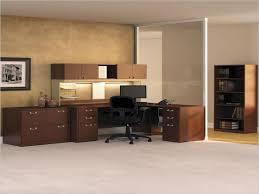 Oak Corner Computer Desk With Hutch Wood Corner Computer Desk With Hutch Desk Design L Shaped