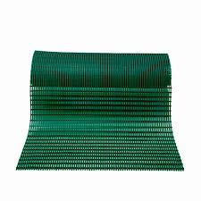 Forest Green Bathroom Rugs by Gray 32 In X 60 In Lawn Mower Mat With Grid 19330 The Home Depot