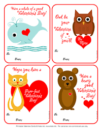 valentines day cards free printable s day cards from kate net