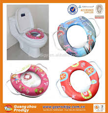 Cushioned Toilet Seats Soft Padded Baby Potty Toilet Seat Cover Toilet Training Yr Baby