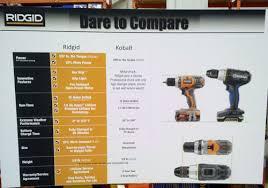 ridgid planer home depot black friday 2010 ridgid vs kobalt who makes the better cordless drill