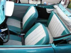 Tmi Upholstery Vw Evwparts Tmi Karmann Ghia Seat Upholstery