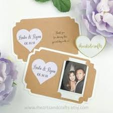 photo frame party favors polaroid party favors picture frame holder w cutout text