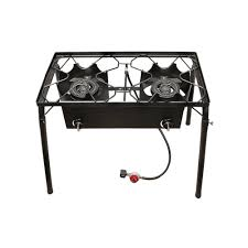 Topgrill Patio Furniture by Combo 32 X 17 Double Propane Burner Stove Stainless Steel Griddle