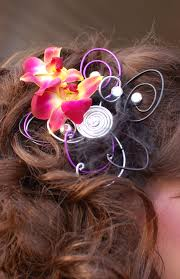 hair corsage prom time what is your prom style