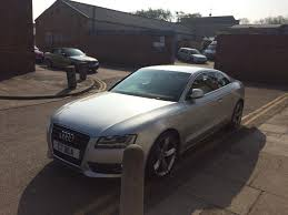 audi harlow audi a5 coupe tdi in harlow essex gumtree
