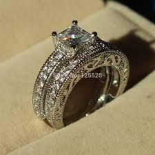 bridal ring sets uk 001 wieck design antique jewelry simulated diamond