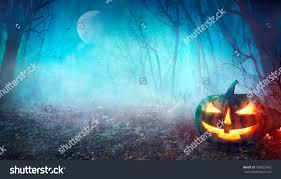 royalty free halloween background spooky pumpkin u2026 708825442