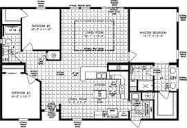 large manufactured homes large home floor plans