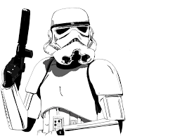 storm trooper by rod sketch on deviantart inside star wars