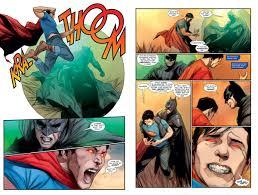 batman superman issue 1 titan magazines