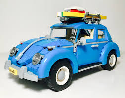 lego volkswagen beetle do you want to fire first