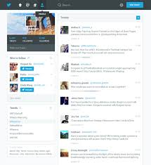 layout of twitter page 23 interesting twitter redesign concepts idevie