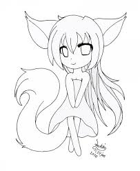 anime printable coloring pages anime anime
