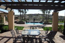 Stucco Patio Cover Designs Wood Tellis Patio Covers Galleries Western Outdoor Design And