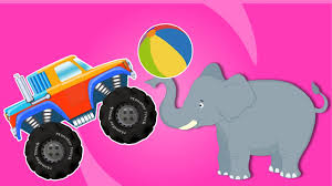 monster truck video for toddlers www youtube com kids videos pinterest learning