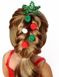 christmas hair accessories christmas hairstyles for charming ideas for