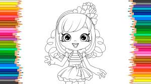 shopkins coloring pages videos shoppies coloring pages shopkins coloring book video for children
