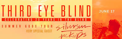 Third Eye Blind Latest Album Third Eye Blind W Silversun Pickups Red Hat Amphitheater
