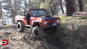 ford bronco 1970 1974 ford bronco off road adventure on everyman driver youtube