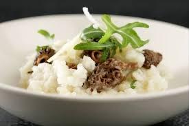 comment cuisiner des morilles fraiches recette de risotto aux morilles et parmesan facile et rapide