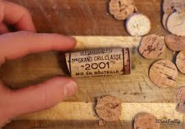 wine corks how to make a wreath out of wine corks wine folly