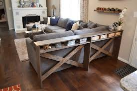 Storage Behind Sofa Sofas Fabulous Couch Console Table Narrow Sofa Table Long Narrow