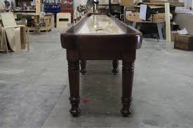 How Long Is A Shuffleboard Table by Shuffleboard Tables For Homes Bars U0026 Man Caves