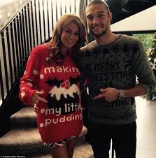 andy carroll and fiancee billy mucklow mocked over photos of new