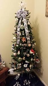 new york yankee tree with one red sox to show our love crafts