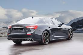 mansory cars 2015 maserati ghibli receives the mansory tuning treatment