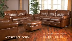 All Leather Sofa Lovable Leather Sofa Loveseat Andrew All Leather Sofa