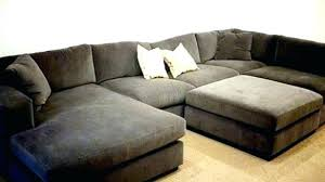 extra wide sectional sofa large sectional couches extra large sectional sofas awesome brown