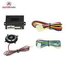 aliexpress com buy auto car alarm system engine starline push