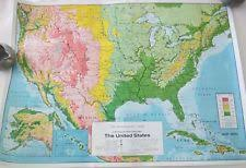 us relief map relief map ebay