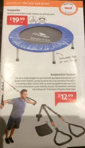 cheap suspension trainer from aldi scooby u0027s home workouts