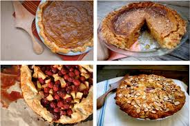 nothing in the house thanksgiving pie ideas