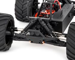 bigfoot electric monster truck bullet mt flux rtr 1 10 scale 4wd electric monster truck by hpi