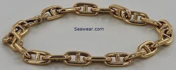gold bracelet with links images Mens gold bracelets jpg