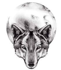 designs wolf tattoos gallery 1