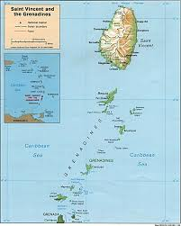 Map Of The Virgin Islands Maps Of Latin America Lanic