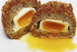 cuisine ecossaise scotch egg cuisine écossaise
