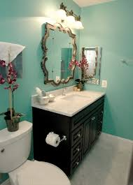 turquoise bathroom ideas turquoise guest bathroom eclectic bathroom dc metro by rjk