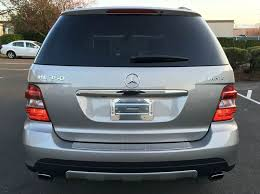 2007 mercedes suv 2007 mercedes m class ml350 awd 4matic 4dr suv in aloha or