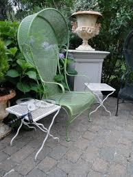 Woodard Vintage Wrought Iron Patio Furniture by Antique And Vintage Garden Furniture Plain U0026 Elegant Antiques